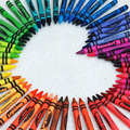 CRAYONS - crayola photo