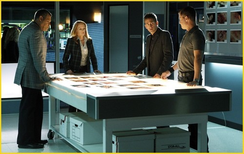 CSI: Las Vegas - Episode 10.07 - The Lost Girls - Promotional foto's