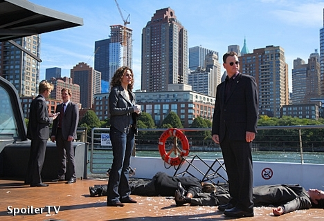 CSI: NY - Episode 6.08 - Cuckoo's Nest - Promotional foto