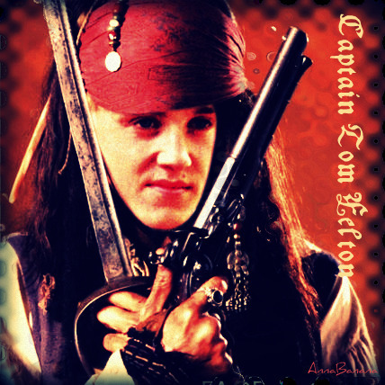 Captain Tom Felton