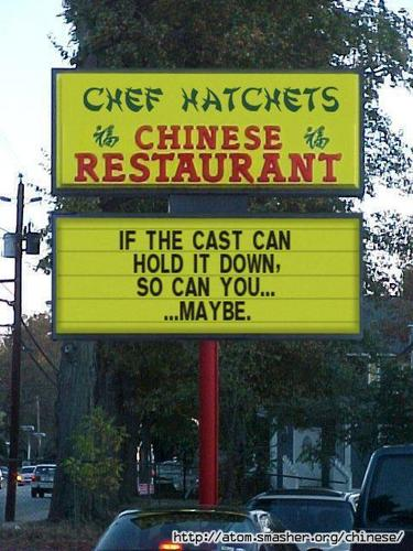 Chef Hatchet's