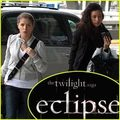 Christian Serratos & Anna Kendrick: Peep The Eclipse Title Art - twilight-series photo