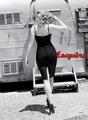 Christina Hendricks | Esquire Photoshoot
