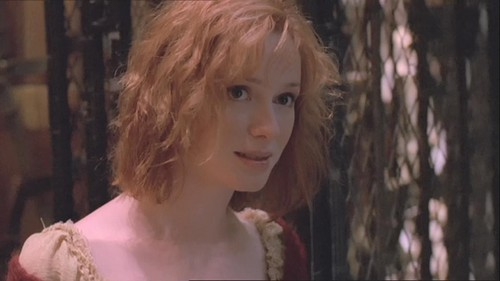 Christina Hendricks wallpaper probably containing a portrait titled Christina Hendricks | Firefly Screencaps