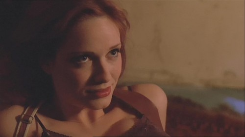 Christina Hendricks wallpaper with a portrait titled Christina Hendricks | Firefly Screencaps