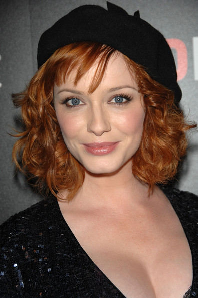 Christina Hendricks | Mad Men Season 2 लपेटें Party