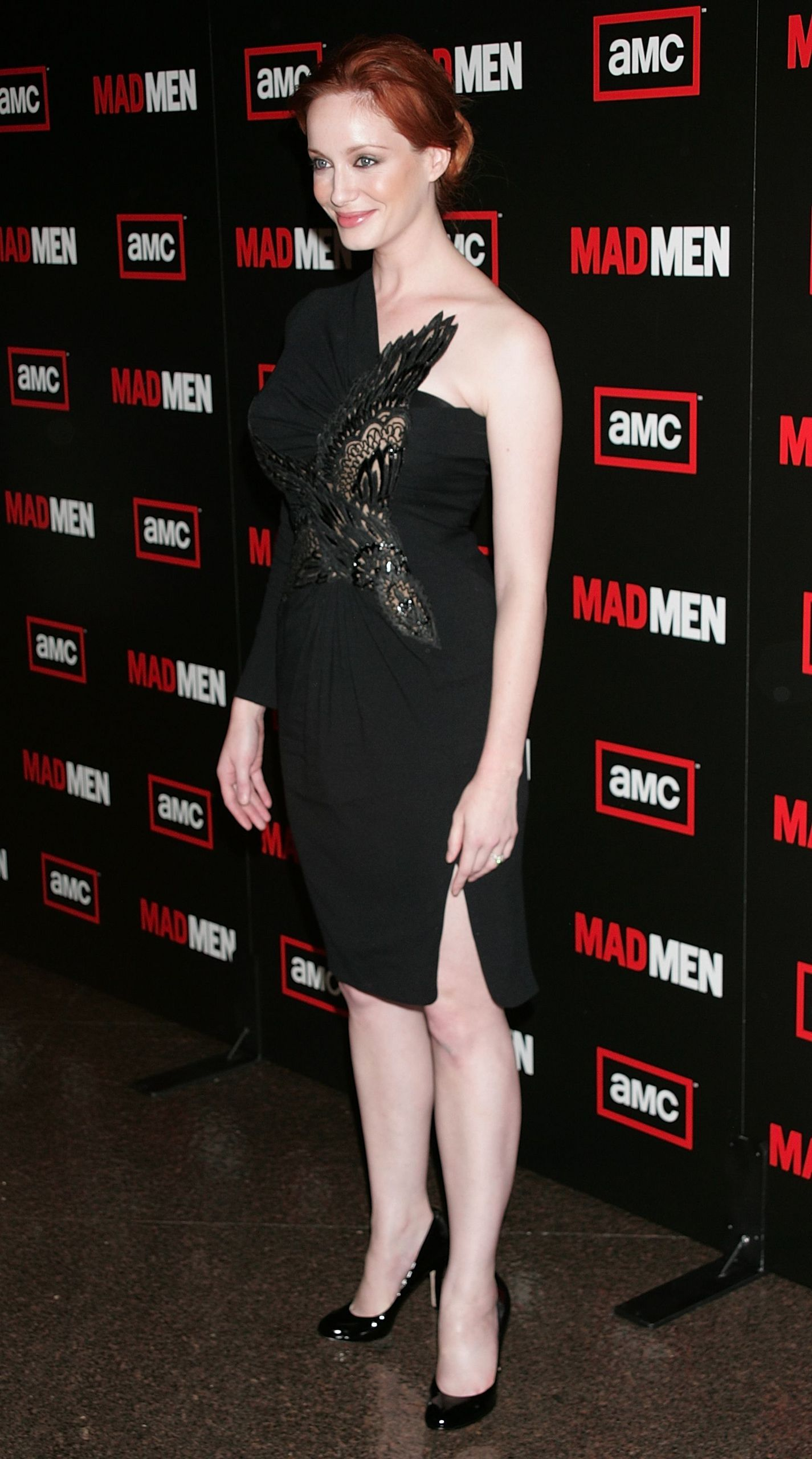 Christina Hendricks | Mad Men Season Three Premiere