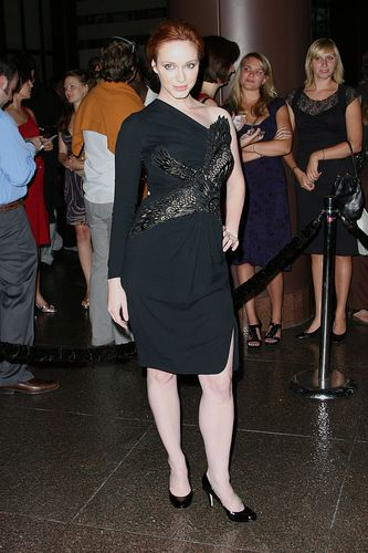 Christina Hendricks | Mad Men Season Three Premiere
