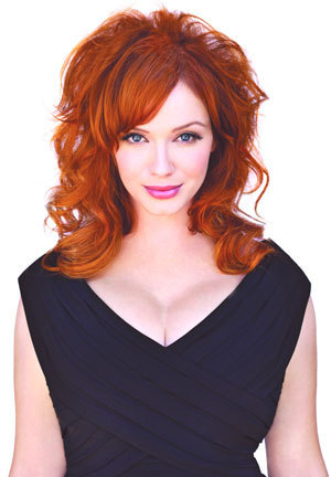 Christina Hendricks | Page Six Photoshoot