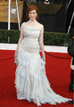 Christina Hendricks | Screen Actors Guild Awards 2008