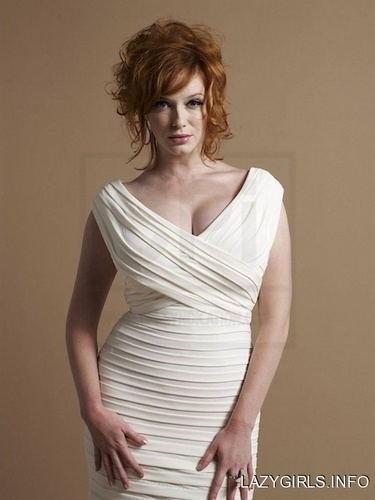 Christina Hendricks wallpaper possibly with a cocktail dress titled Christina Hendricks | Unknown Photoshoot