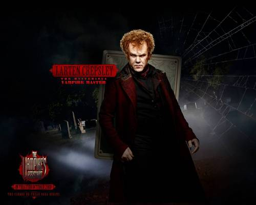 Film wallpaper possibly containing a sign called Cirque Du Freak: The Vampire's Assistant
