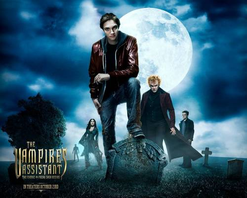 فلمیں پیپر وال called Cirque Du Freak: The Vampire's Assistant