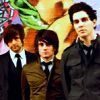 Music photo with a business suit titled Cobra Starship