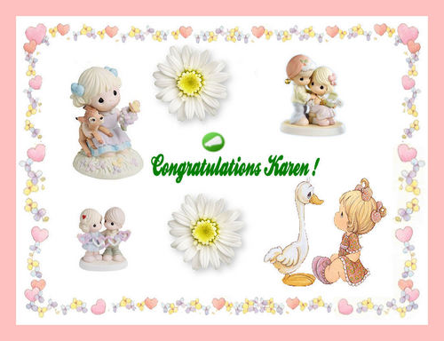Congrats Karen !