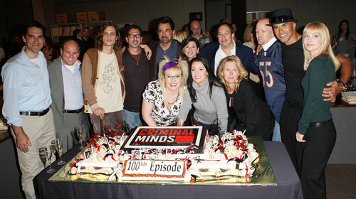 Criminal Minds-100th Episode Celebration