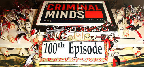 Criminal Minds- 100th Episode Celebration