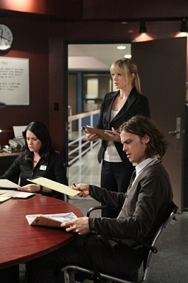 "Criminal Minds- Promotional foto for ""The Performer"""