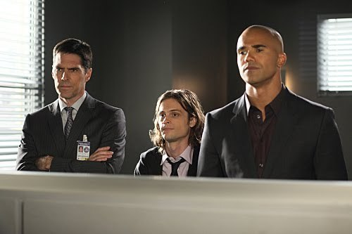 "Criminal Minds / Promotional fotografia ""The Performer"""
