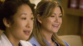 Cristina/Meredith