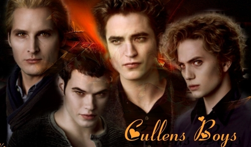 Cullen boys