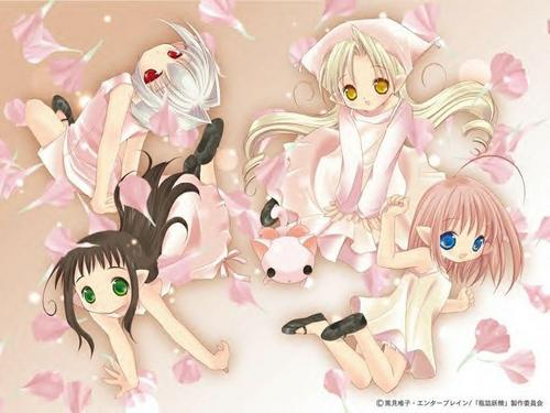 gioco di ruolo casuale wallpaper titled Cute girl Anime wallpaper