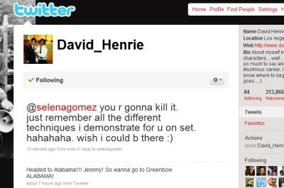 David Twitter Posts