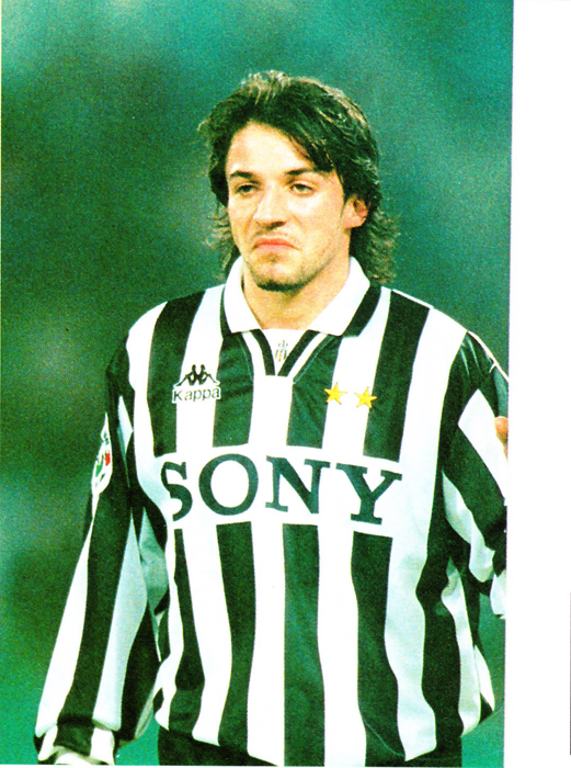 Del Piero 1995-96