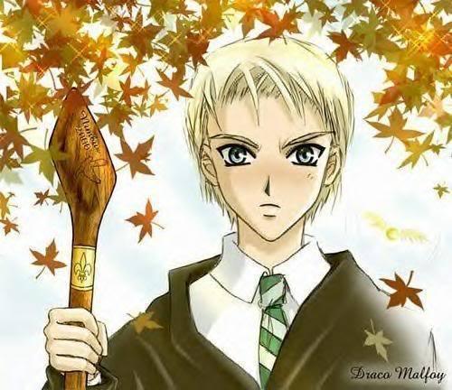 Drago Malfoy karatasi la kupamba ukuta titled Draco Malfoy
