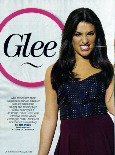 EW Magazine Scans (Oct 09)