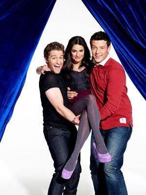 EW Photoshoot - Cory, Lea and Matthew (Oct 09)