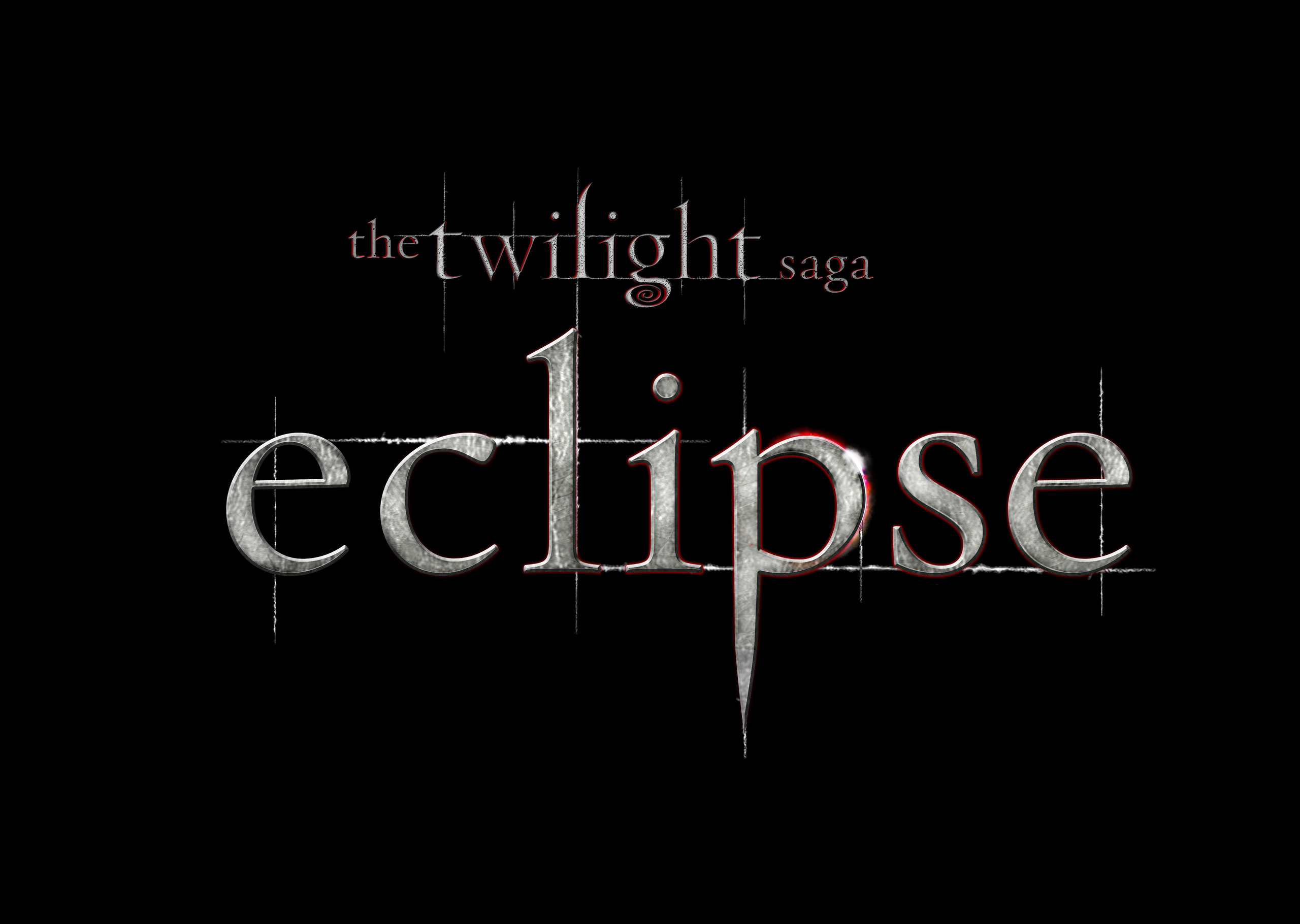 Eclipse Title Treatment