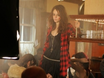 Effy Stonem wallpaper probably containing a brasserie, a bistro, and a well dressed person titled Effy S.