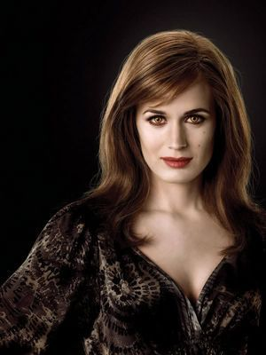 Esme Cullen wallpaper probably containing a fur coat, a mink, and a portrait called Esme Cullen