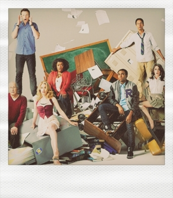 Community wallpaper entitled Fanart the Cast