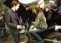 Filming. New Moon - twilight-series photo