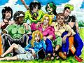 Total Drama College - total-drama-island fan art