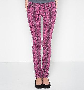 लोमड़ी, फॉक्स Glam Printed Leggings
