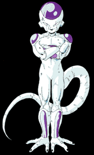 Frieza's last form