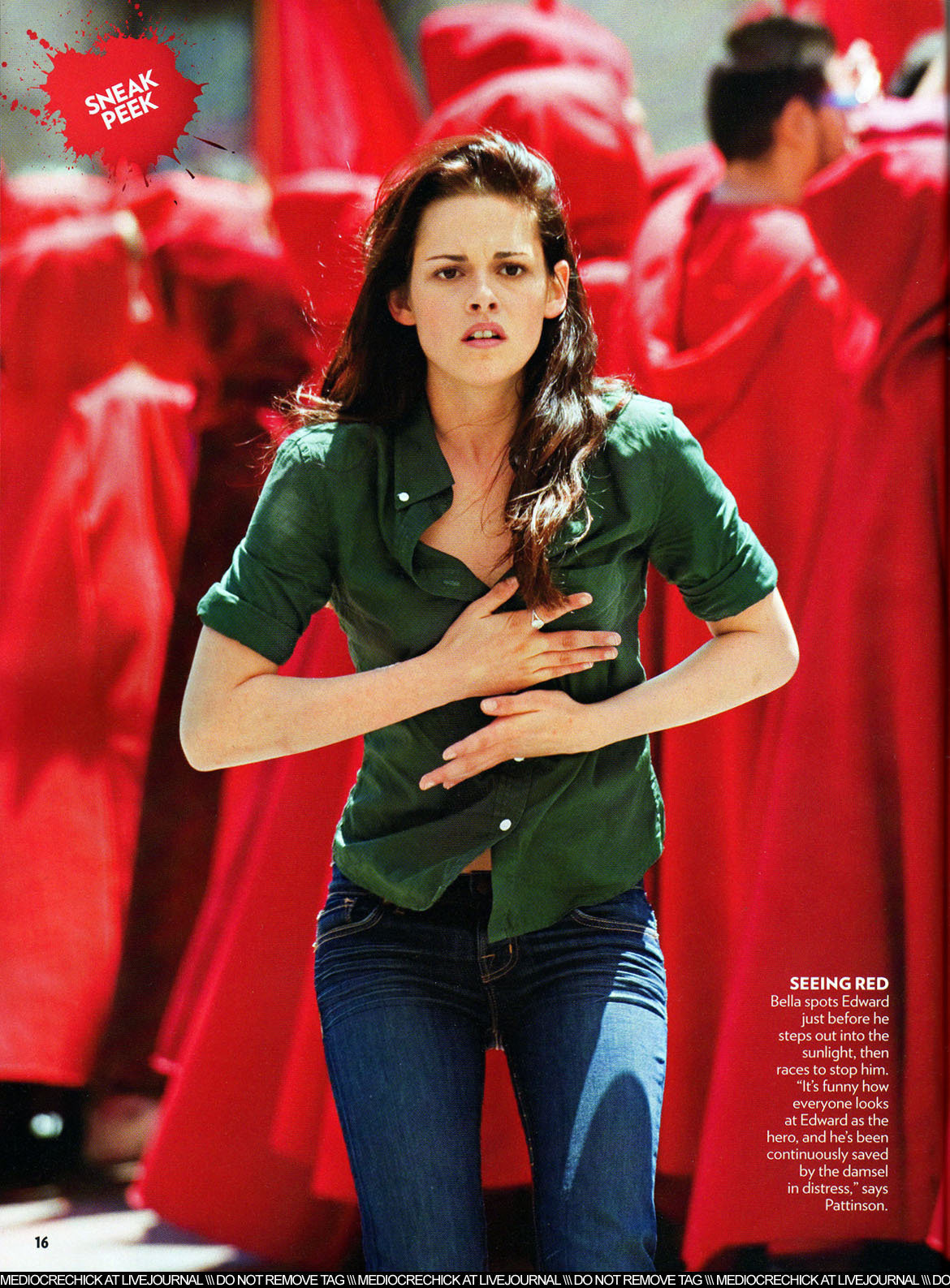 Full Scans from Peolple Mag - Special New Moon