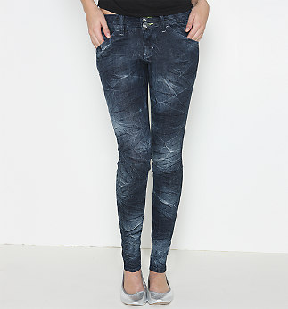 Future Favorites 2020 Extreme Skinny Shattered Jeans