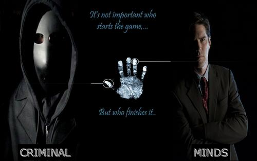 SSA Aaron Hotchner wallpaper containing a business suit called Game