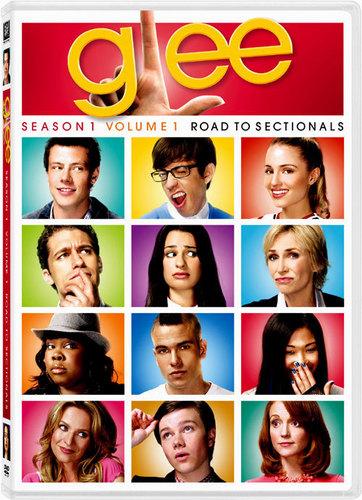 স্বতস্ফূর্ত Season 1 Volume 1: Road To Sectionals - DVD Cover