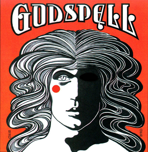 Image result for godspell logo