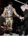 HIStory Tour - michael-jackson photo