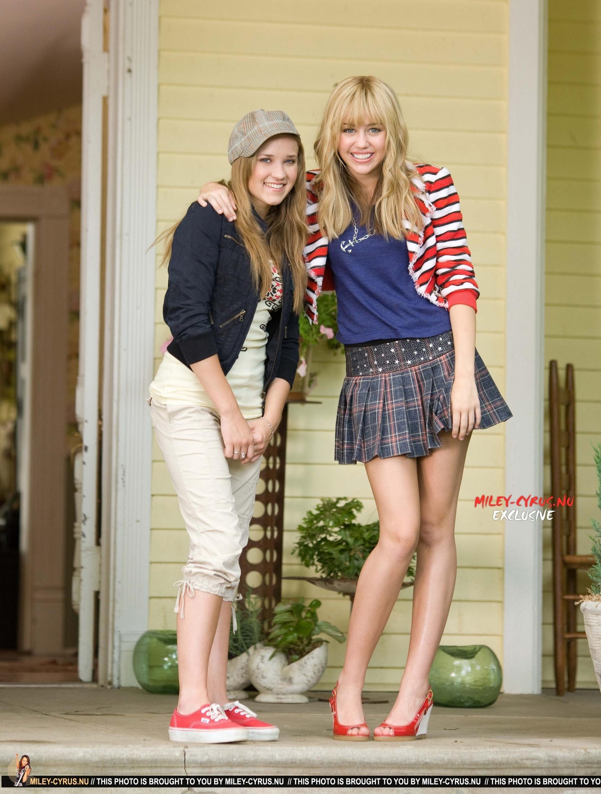 Hannah Montana The Movie: Behind The Scenes