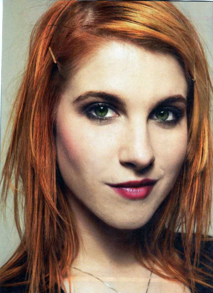 Hayley Williams images...