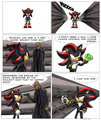 How Shadow got a gun  - shadow-the-hedgehog photo