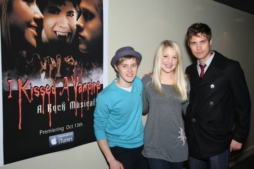 I Kissed A Vampire premiere
