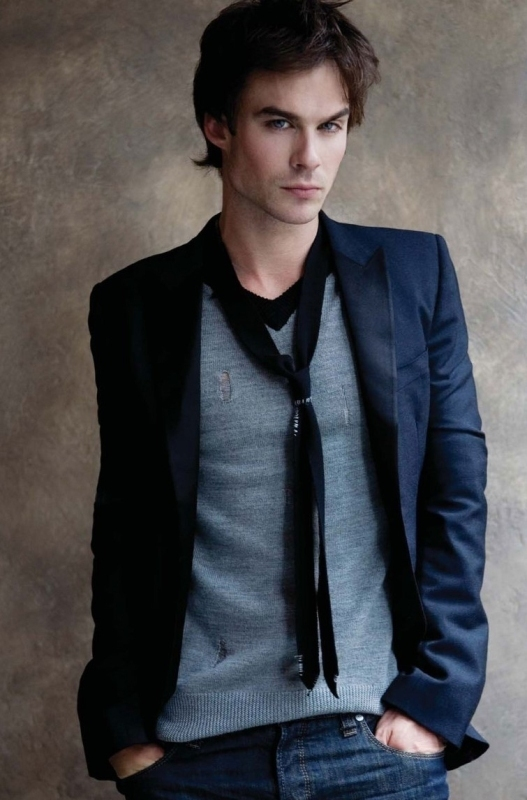 Phoenix - Ian Somerhalder ( you can't go wrong with this Hottie!!!!)